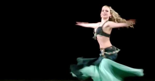Fotografie: Orientállní břišní tanec