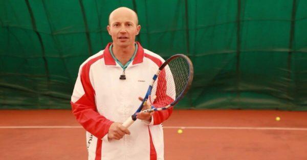 Fotografie lektor tenisové školy online