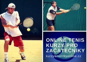 Tenis pro začátečníky online