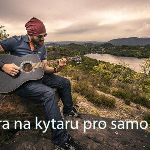 Hra na kytaru pro samouky – 13 kytarových rytmů