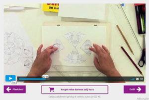 Mandaly pro radost – omalovánky pro dospělé a kreslení mandaly