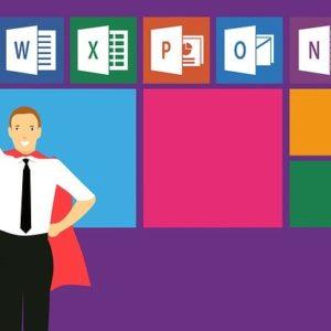 Microsoft Office s titulky pro neslyšící