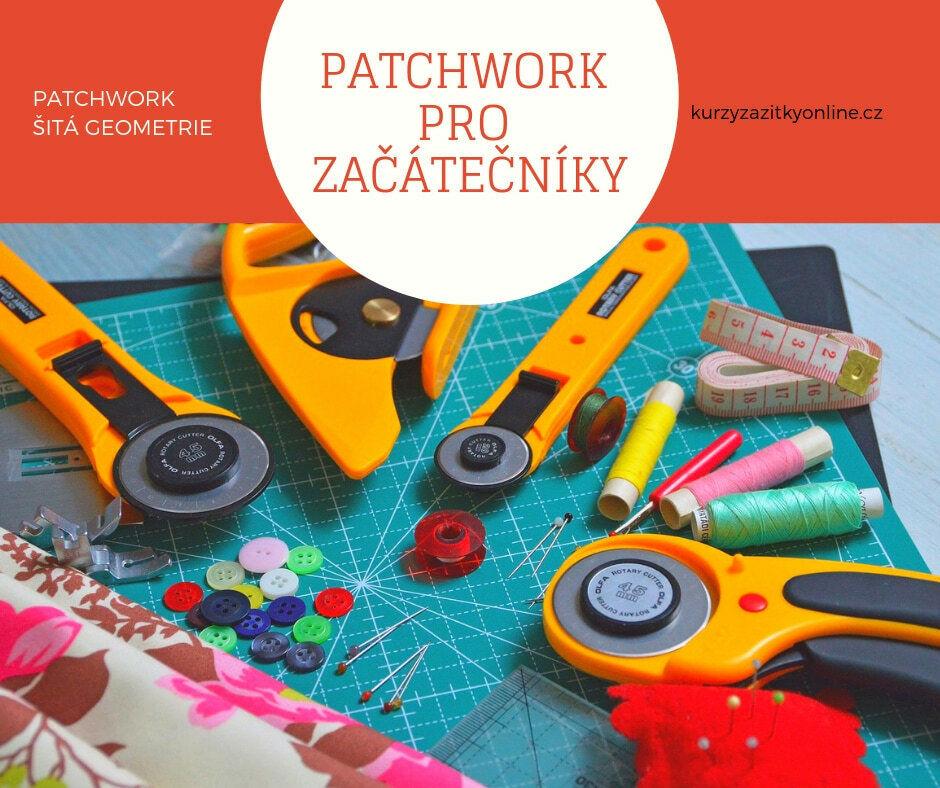 Fotografie:patchwork pro začátečníky
