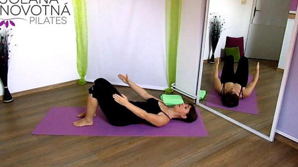 Fotografie:pilates pro začátečníky
