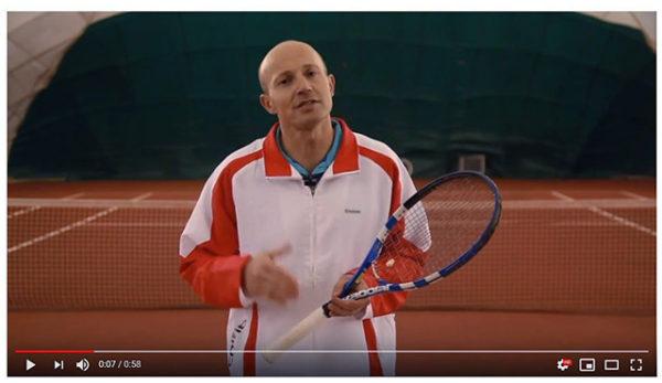 online tenis kurz