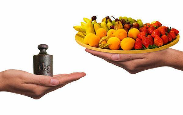 Fotografie ovoce a zelenina