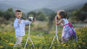 Online kurzy pro maminky a děti