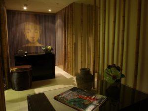 Bali masáž s horkou lázní