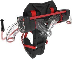 Jetpack – tryskový batoh