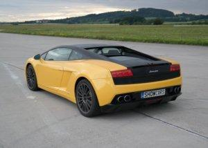 Fotografie: Lamborghini vs Ferrari