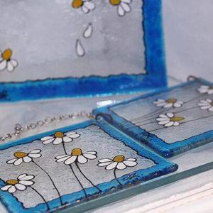 Učíme se malovat na sklo