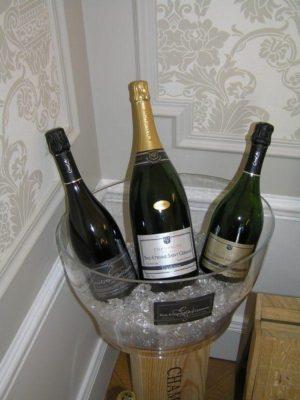 Ochutnávka šampaňského