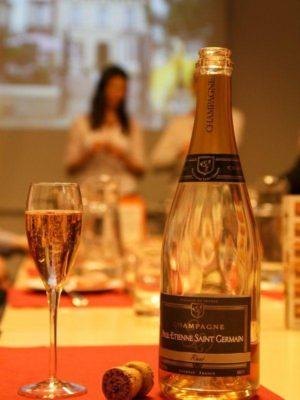 Degustace šampaňského pro dva