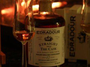 Degustace whisky pro dva
