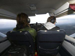 Pilotem na zkoušku – privátní let