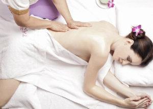 Prenatální relaxační masáž