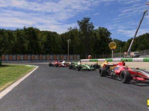 Simulátor Formule 1