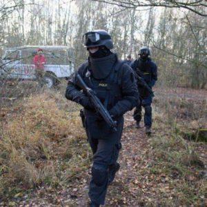 S.W.A.T. trénink + střelba z Kalašnikova ZDARMA