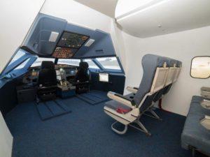 Letecký zážitek Boeing 737