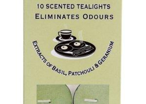 Price´s FRESH AIR vonné čajové svíčky Svěží kuchyň 30ks