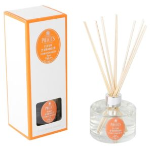 Price´s SIGNATURE vonný difuzér Květ pomerančovníku 250ml