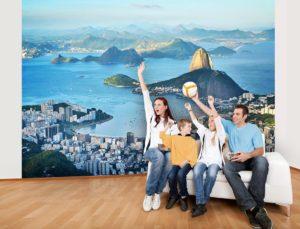 Wizard+Genius W+G fototapeta Rio de Janeiro 366×254 cm