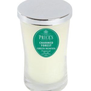 Price´s SIGNATURE vonná svíčka ve skle Charmed Forest XL 615g