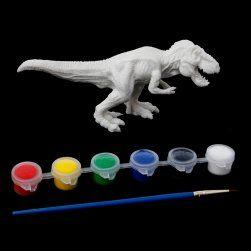 Fotografie: DIY dinosaurus