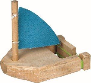 FOTOgrafie: loďka pro kluky na vyřezání