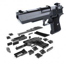 Fotografie:skládací pistole pro kluky