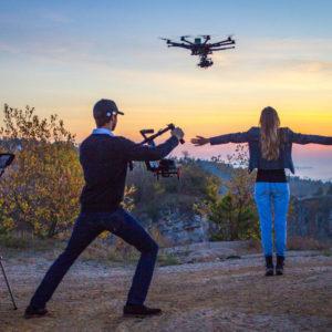 Závody dronů