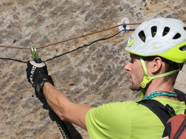 Via Ferrata + 2x více lezců ZDARMA