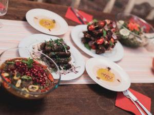 Gurmánský kurz vaření + zástěra se jménem ZDARMA