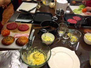 Kurz masa a steaky – argentinské steaky, Rib eye steaky, hovězí či tatarák