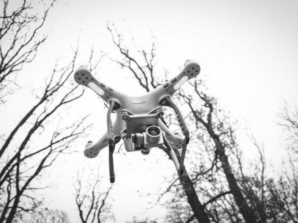 Pilotem dronu na zkoušku