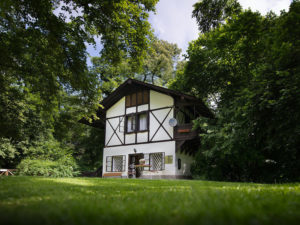 Romantický pobyt v domečku knížete Alexandra
