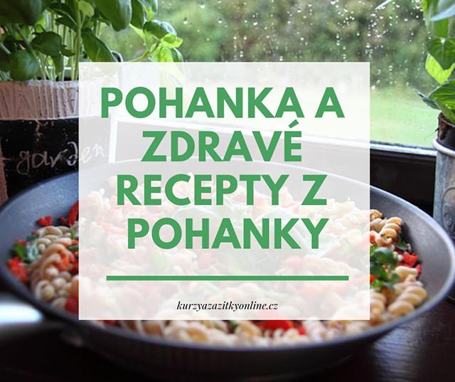 Fotografie:Pohanka a zdravé recepty z pohanky