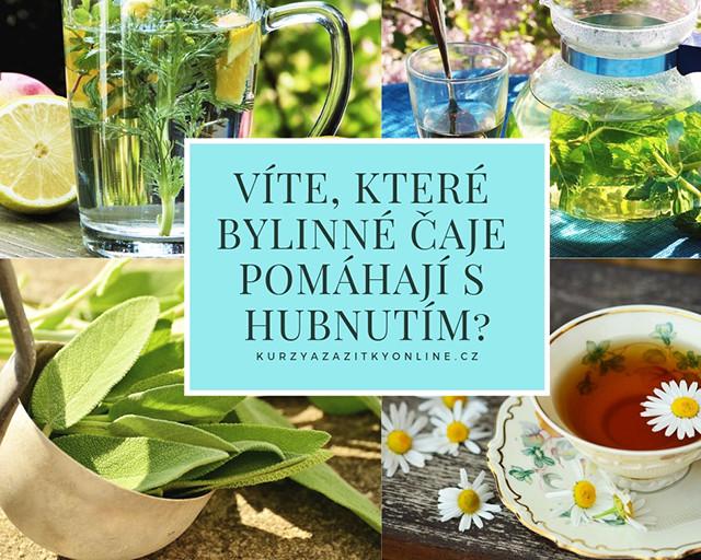 Fotografie:Víte, které bylinné čaje pomáhají s hubnutím_