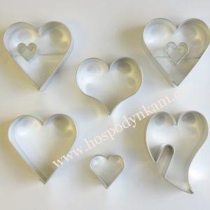 Vykrajovátka ve tvaru srdce