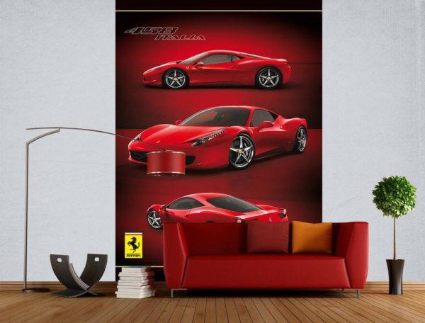 1Wall 1Wall fototapeta Ferrari 158x232 cm