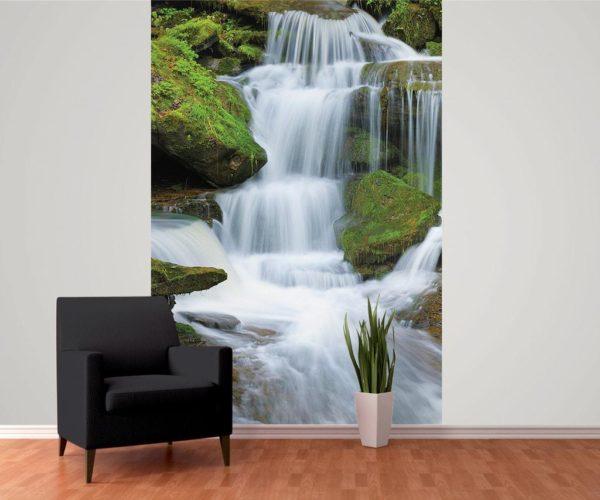 1Wall fototapeta Vodopád 158x232 cm