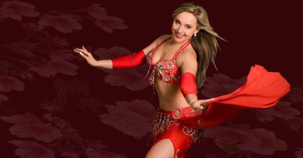 Orientální břišní tanec - DVD Technika shimmy a akcentů