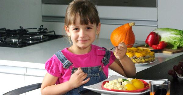 Vaříme zdravě pro děti i dospělé