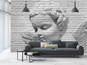 Wizard+Genius W+G fototapeta 3D andělská stěna 366×254 cm