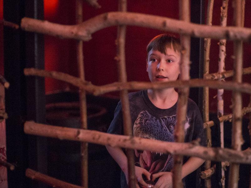 zážitek Azkabanské vězení - úniková hra