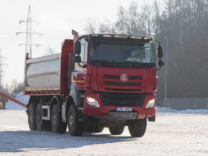 Smyky na asfaltu s Tatrou Phoenix – Ostrava