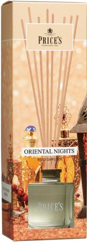 Price´s FRAGRANCE vonný difuzér Oriental Nights 100ml