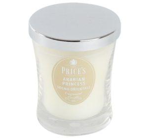 Price´s SIGNATURE vonná svíčka ve skle Arabská princezna střední 425g
