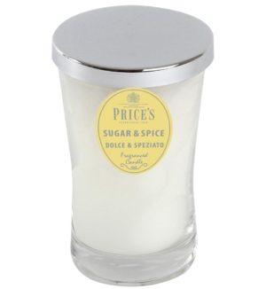 Price´s SIGNATURE vonná svíčka ve skle Sladké koření XL 615g