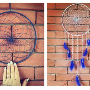 Fotografie: jak vyrobit lapač snů